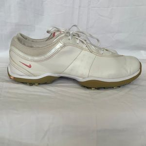 NIKE POWER CHANNEL WOMEN'S TAC SPIKES GOLF Size 10